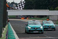 Clio Cup Italia: a Vallelunga si impongono Ferri e Danetti