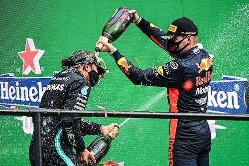 """Verstappen : """"Lewis me pousse à être là jusqu'à 40 ans"""""""