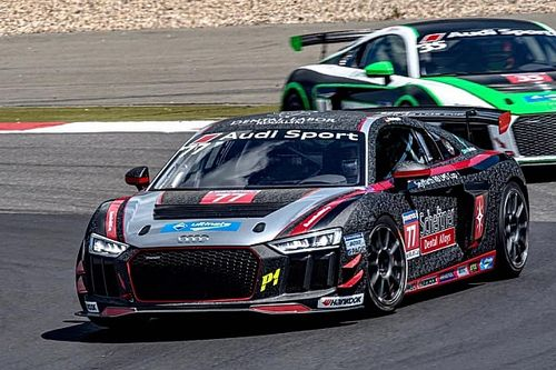 Rogalski mistrzem serii Audi R8 Cup