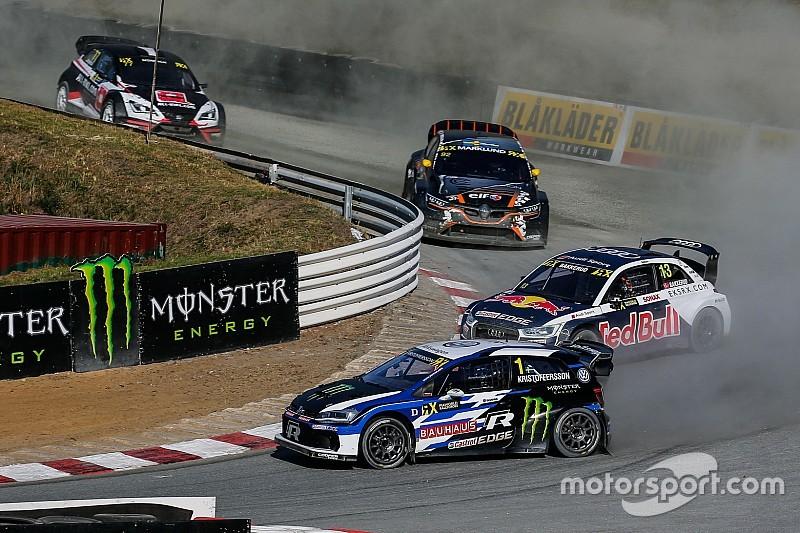 Almanya Dünya RX: Kristoffersson Ekstrom'ün önünde kazandı