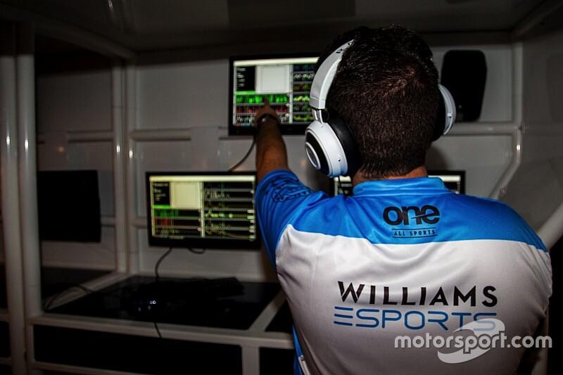 El día a día de un jefe de equipo de la F1 eSports