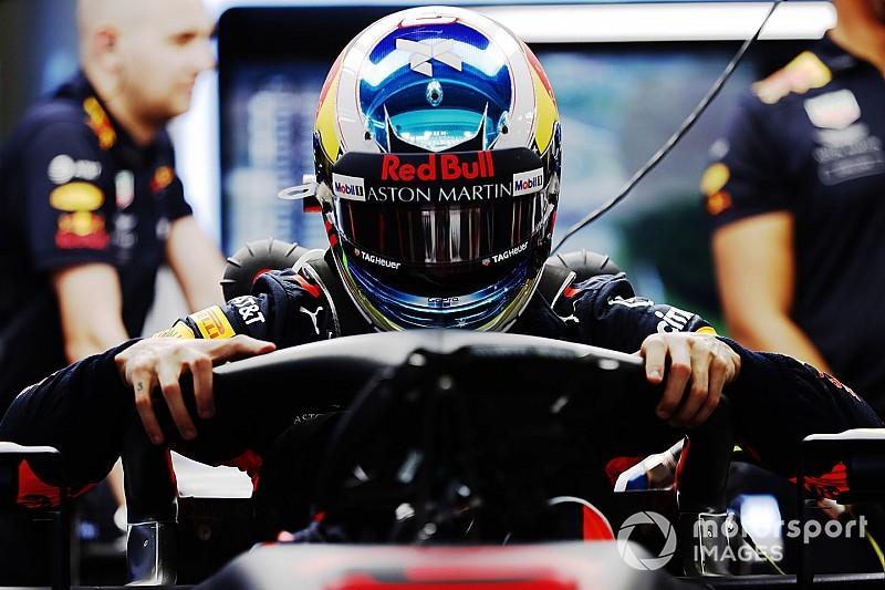Red Bull : La panne de Ricciardo