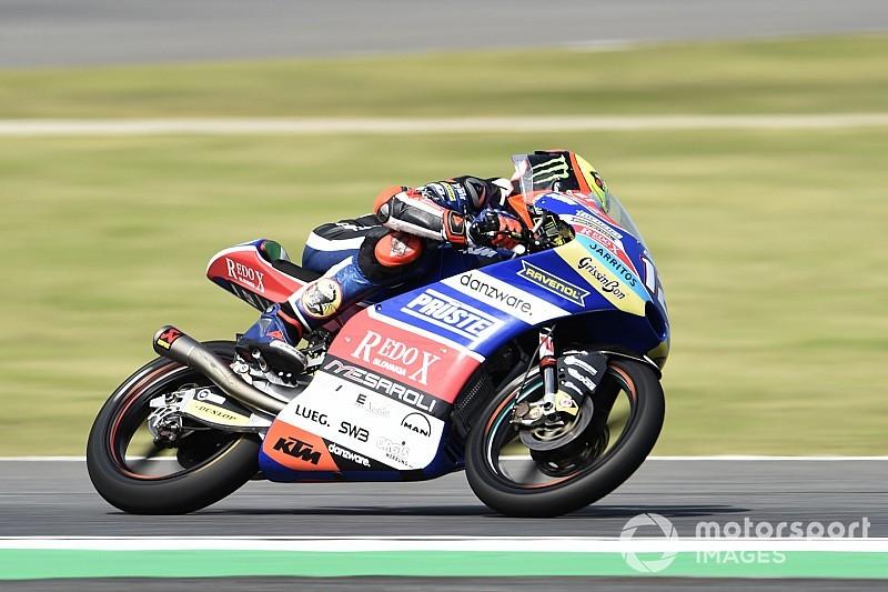 Moto3 Thailand: Bezzecchi klaim pole kedua