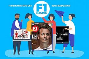 F1 Racing kasım sayısı satışa çıktı