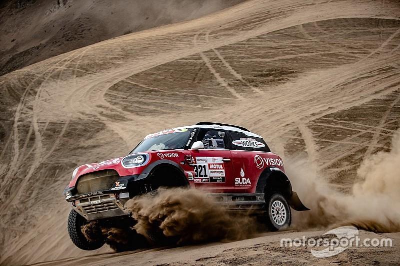 Rallye Dakar 2019: TV- und Highlights-Zeiten