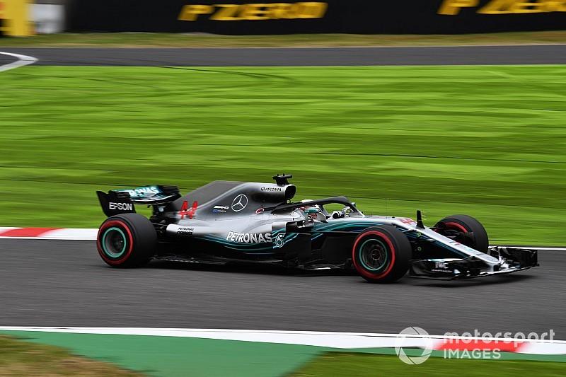 """Hamilton exalta decisões da Mercedes: """"Melhor time do mundo"""""""