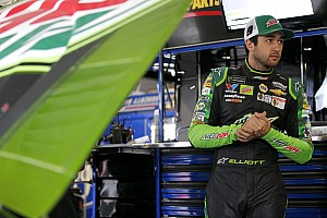 Despite playoff win, Chase Elliott says