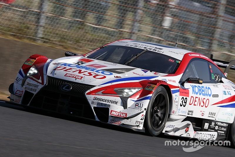 サード、GT500の参戦体制を発表。コバライネン「日本に滞在する時間を増やす」