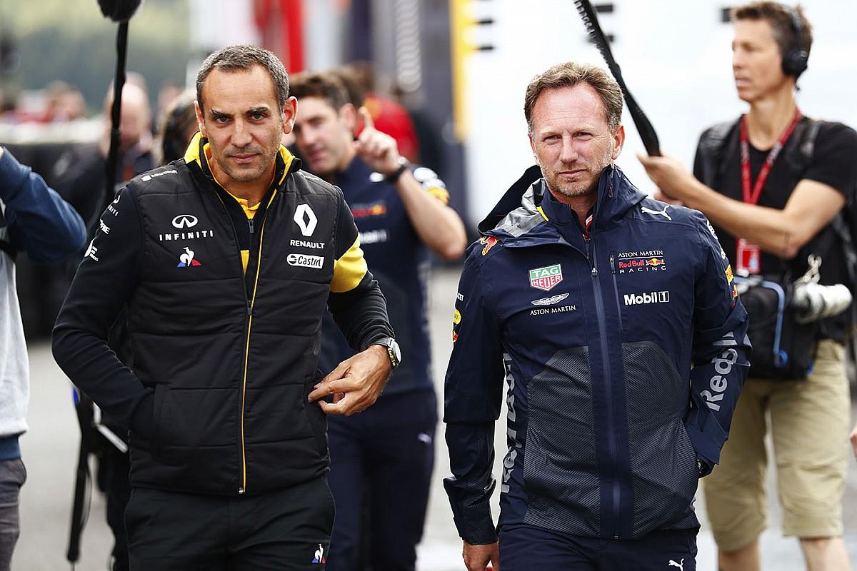 Abiteboul: Ricciardo'nun gelişi üzerimizdeki baskıyı arttırıyor