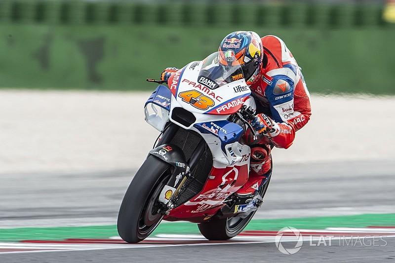 Misano MotoGP - the race as it happened