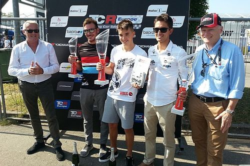 Attila Tassi gewinnt die TCR Swiss Trophy in Monza
