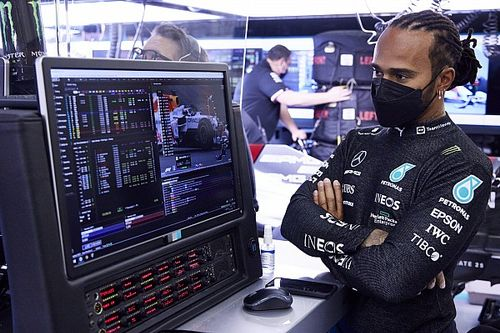 """Hamilton : """"Il n'est pas vrai de dire que je suis furieux"""""""