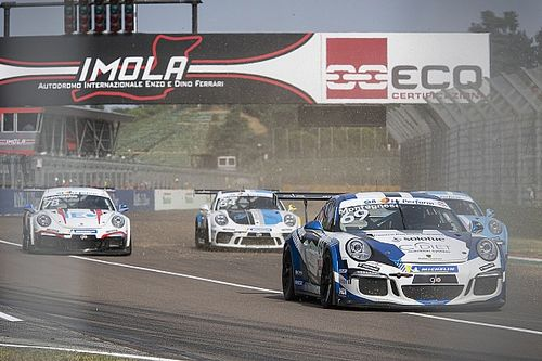 Carrera Cup Italia, Imola: gara 1 sub judice con podio modificato!