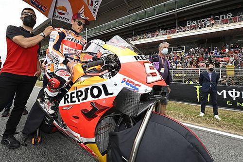 """Marquez hoopt op goed weekend: """"Verwacht geen fysieke beperkingen"""""""