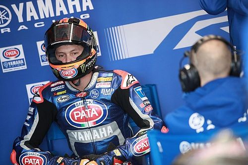 Toprak'ın takım arkadaşı Van der Mark, sene sonunda Yamaha'dan ayrılacak