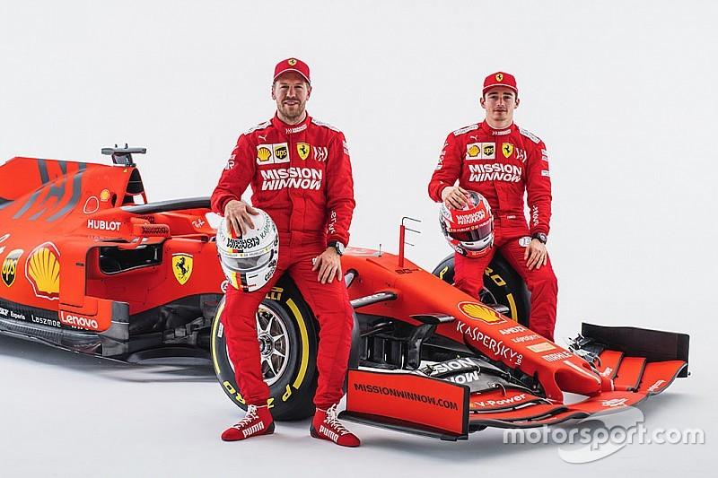 Ferrari making