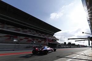 Наживо: трансляція третього дня тестів Ф1 із Барселони