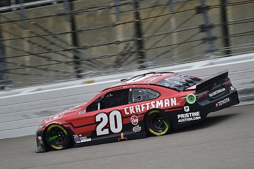 Multiple NASCAR suspensions following Kansas penalties