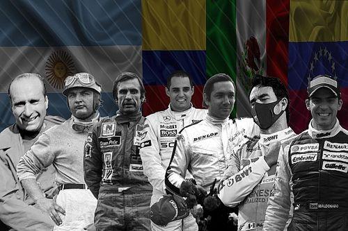 Pilotos Hispanoamericanos que han ganado en la F1