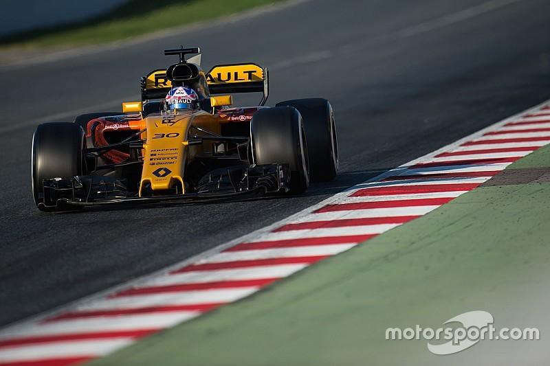 """Palmer: """"Este año Renault ha dado un paso adelante muy importante"""""""