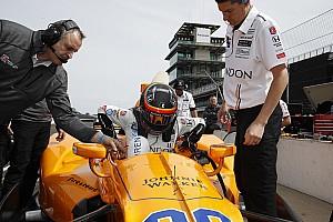 IndyCar Breaking news Kesan pertama Alonso di tes Indianapolis: Menyenangkan!