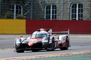 WEC Résumé de course H+3 - À Spa, Toyota prend la main mais de peu