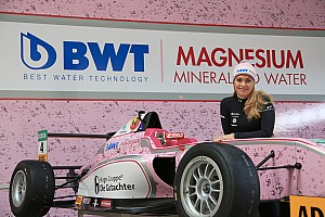 Formula 4 Interview Floersch: Second F4 campaign could be make or break