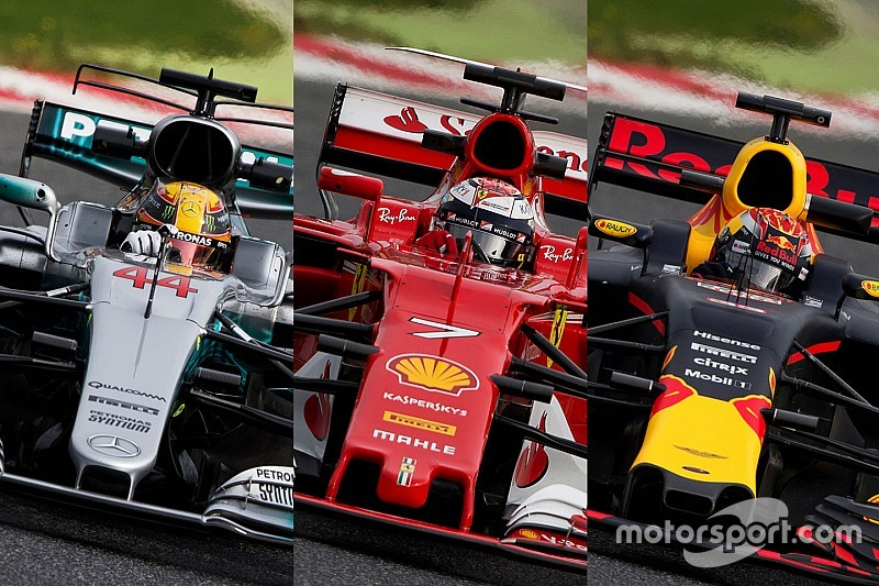 Teknik Analiz: Mercedes, Ferrari ve Red Bull'u ayıran konseptler