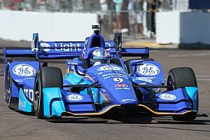 IndyCar Репортаж з практики Гран Прі Сент-Піта: Діксон виграв другу практику