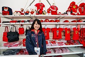 Формула 1 Новость На гонках Ф1 установят «суперпалатки» с сувенирами