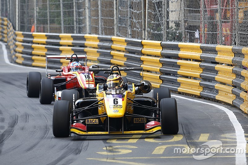 Live Stream: Watch the Macau Grand Prix