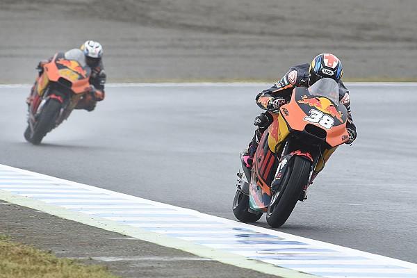 Pour Smith, KTM a péché par manque d'expérience sous la pluie