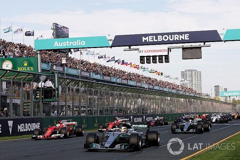 Australia busca que su GP regrese a mediados de marzo