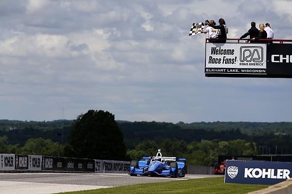 IndyCar Une victoire très importante pour Dixon à Road America