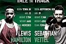 Fórmula 1 Casa de apostas propõe luta de boxe entre Hamilton e Vettel