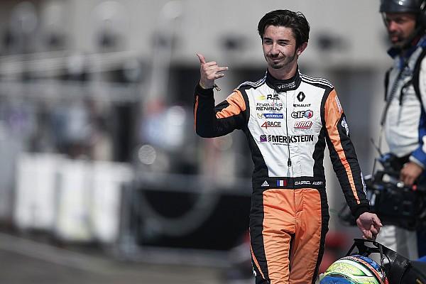 Formula Renault Eurocup Spa: Aubry menangi Race 2, Presley finis P19