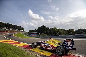 GP3 Reporte de la carrera Alesi vuelve a ganar la carrera del domingo de la GP3 en Spa