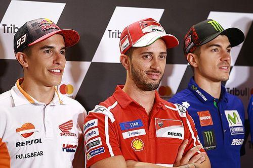 Para rival bicara peluang juara Rossi