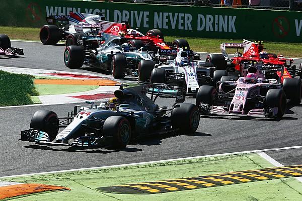 Formel 1 2017: Mercedes fühlt sich nicht als WM-Favorit