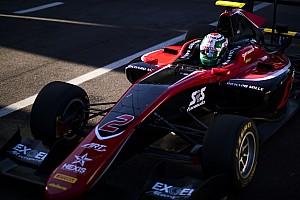 GP3 Репортаж з кваліфікації GP3 у Хересі: перший поул Фукузумі