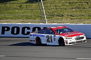 NASCAR Cup Rennbericht 1. NASCAR-Sieg: Ryan Blaney triumphiert auf