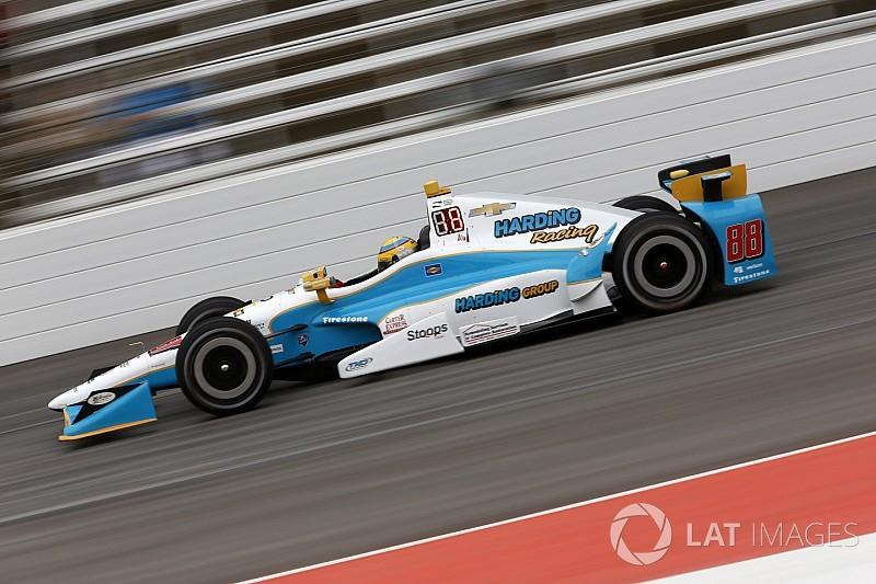 IndyCar 2018: Gabby Chaves bei Harding bestätigt