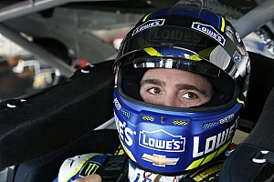 NASCAR Cup Interview Retirement isn't on Jimmie Johnson's mind