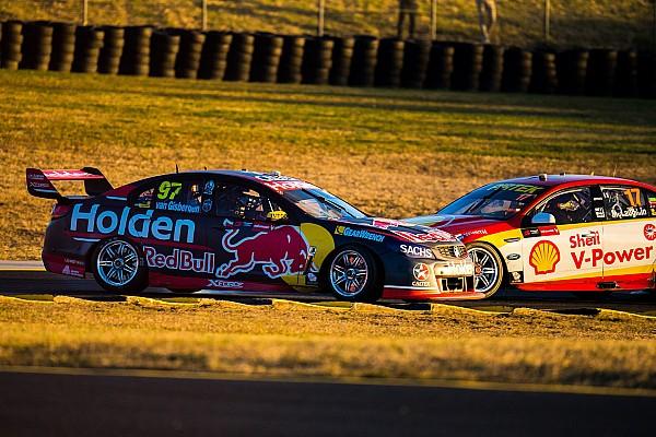 Supercars More penalties for McLaughlin, van Gisbergen after clash