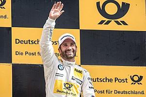DTM Yarış raporu Zandvoort DTM: Glock galibiyet için Wittmann'ı yendi