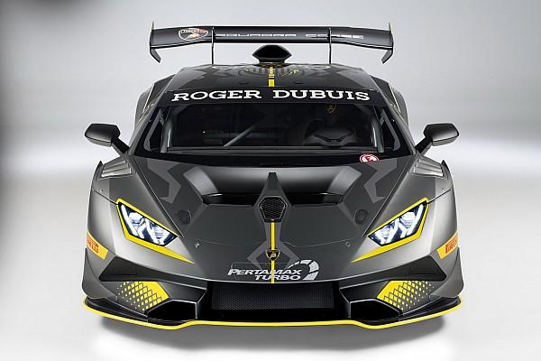 Lamborghini Super Trofeo Toplijst Galerij: De Lamborghini Huracán Super Trofeo EVO