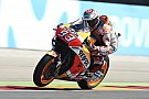 "Marquez had to ""fight"" bike to score Aragon win"