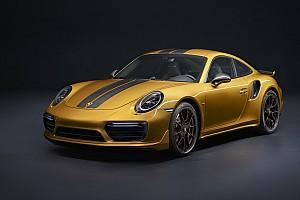 Automotive Nieuws Porsche 911 Turbo S Exclusive Series: sneller dan ooit