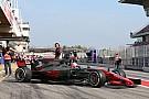 Формула 1 Магнуссен объяснил причины аварии на тестах