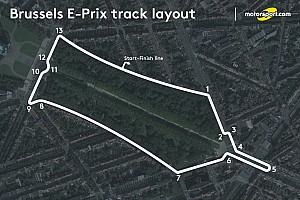 Formel E News Jaguar-Pilot: Formel-E-Rennen in Brüssel wird ein Hit